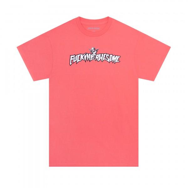 Fucking Awesome Filigree T-Shirt (Light Pink)