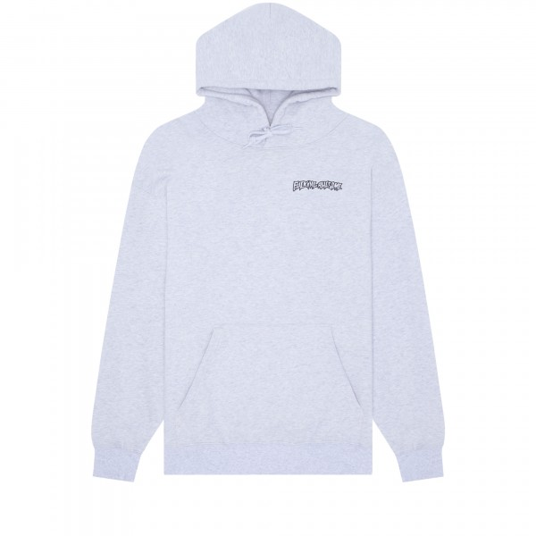 Fucking Awesome Frogman 2 Pullover Hooded Sweatshirt (Heather Grey)