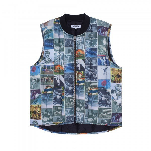 Fucking Awesome Frogman Vest (All Over Print)