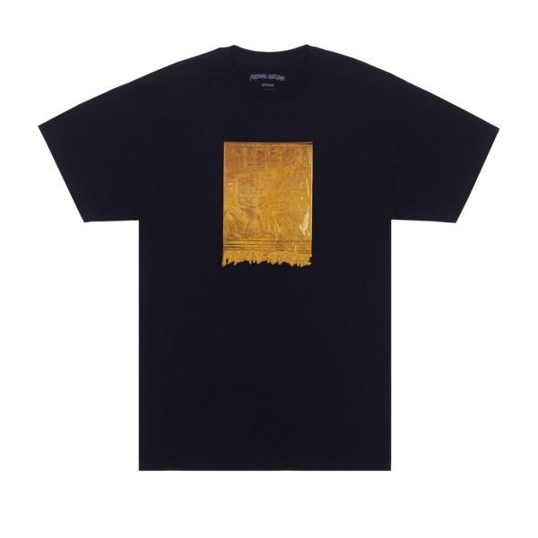 Fucking Awesome Gold Hieroglyphic T-Shirt (Black)
