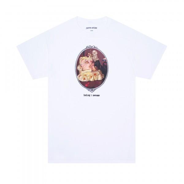 Fucking Awesome Liaison T-Shirt (White)