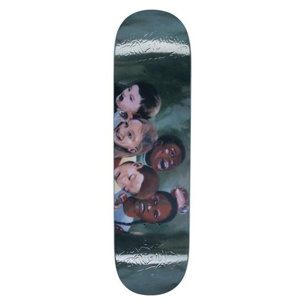 """Fucking Awesome Na-Kel Kids Mural Skateboard Deck 8.25"""""""