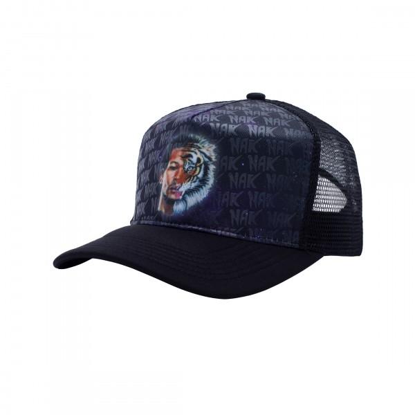 Fucking Awesome Na-Kel Tiger Snapback (Black)