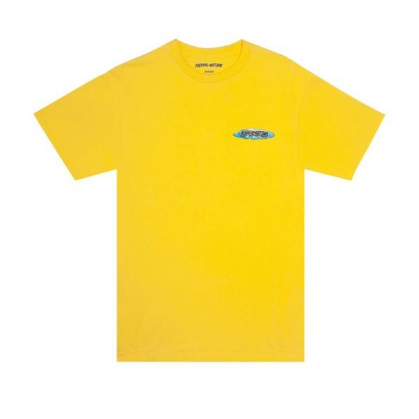 Fucking Awesome Rain T-Shirt (Daisy)