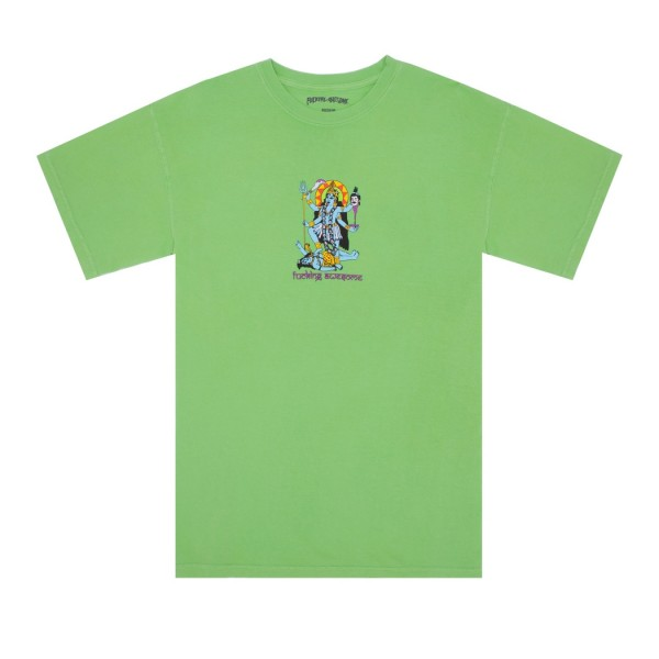 Fucking Awesome Redemption T-Shirt (Lime)