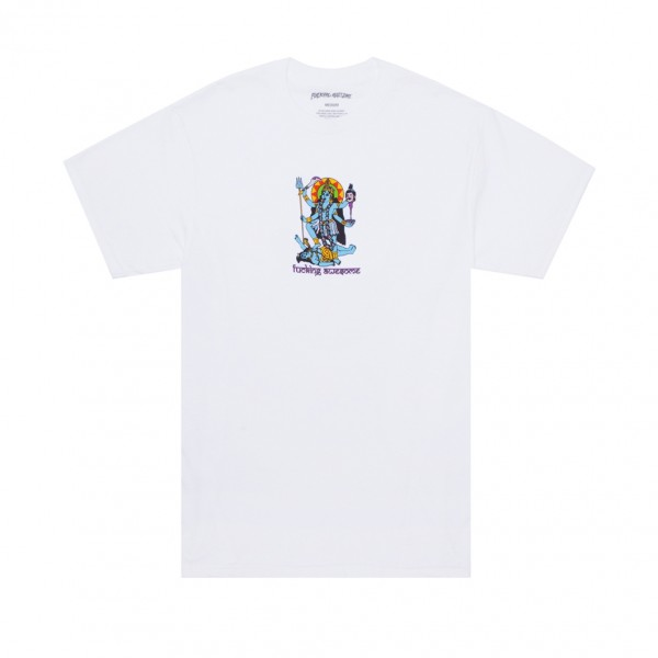 Fucking Awesome Redemption T-Shirt (White)