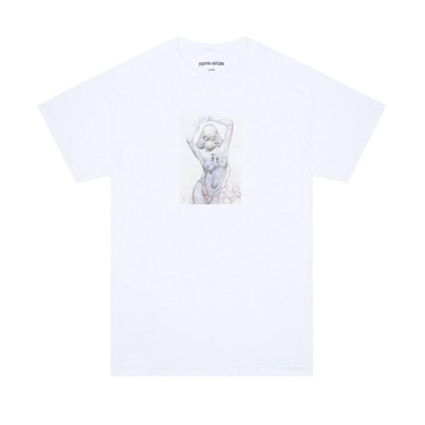Fucking Awesome Robotica T-Shirt (White)