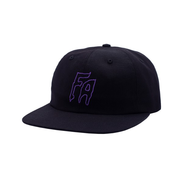 Fucking Awesome Seduction Of The World Snapback (Black)