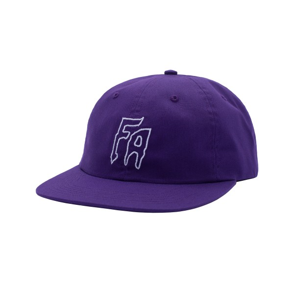 Fucking Awesome Seduction Of The World Snapback (Purple)