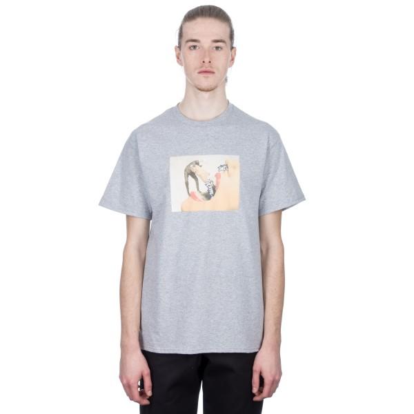 Fucking Awesome Septum T-Shirt (Athletic Heather)