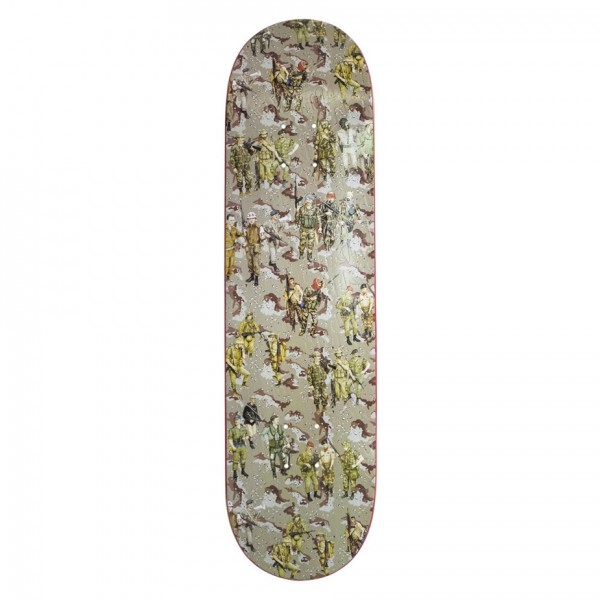 """Fucking Awesome Soldiers Skateboard Deck 8.0"""""""