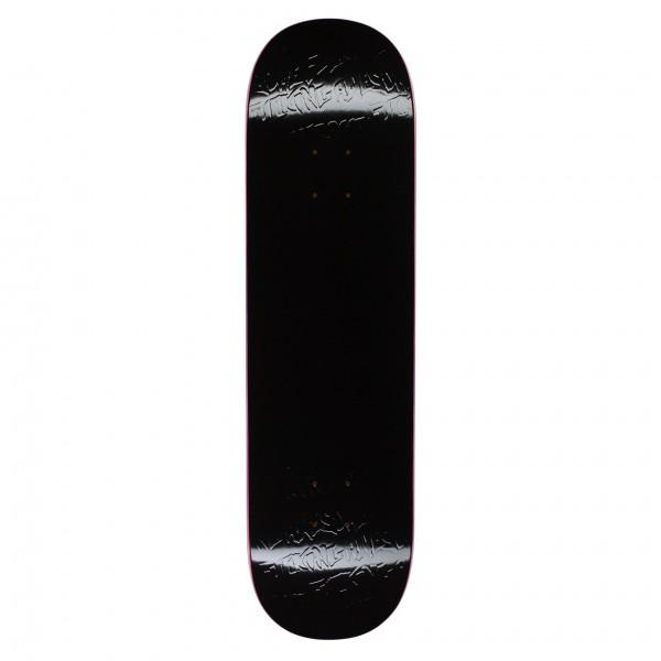"Fucking Awesome Stamp Embossed Skateboard Deck 8.38"" (Black)"