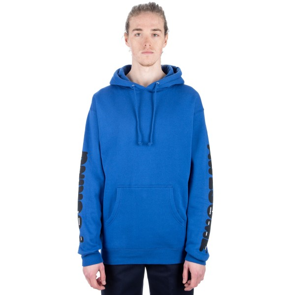 Fucking Awesome Teeth Pullover Hooded Sweatshirt (Royal)