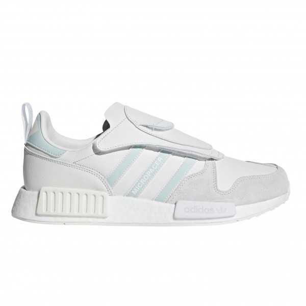adidas Originals Micropacer x NMD_R1 'Never Made Triple White Pack' (Cloud White/Footwear White/Grey One)