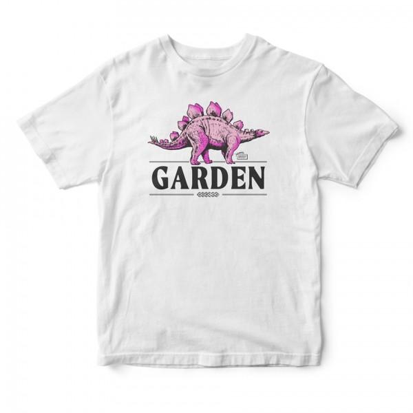 Garden Skateboards Limited Steggy T-Shirt (White)