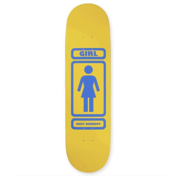 """Girl Skateboard Co. Cory Kennedy 93 Til Infinity W40 V2 Skateboard Deck 8.375"""""""