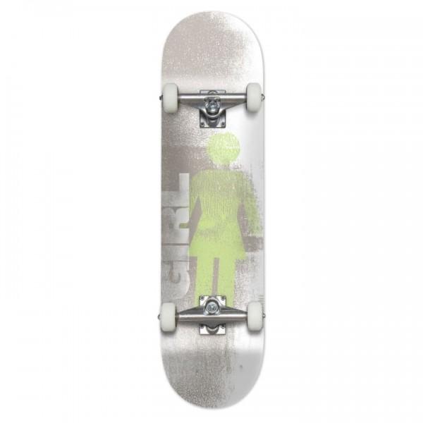 """Girl Skateboard Co. Roller OG Niels Bennett Complete Skateboard 8.0"""""""