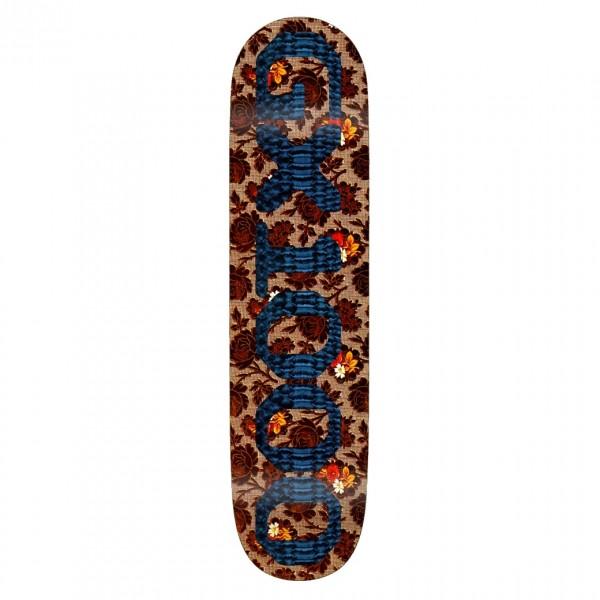 "GX1000 OG Scales One Skateboard Deck 8.0"" (Blue)"
