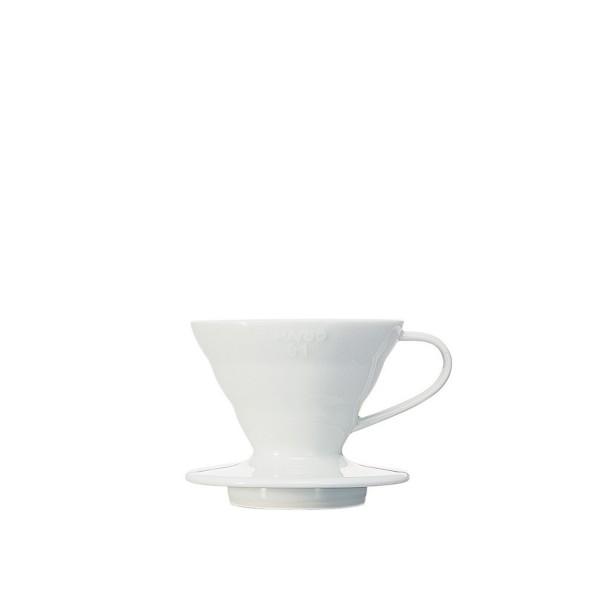 Hario V60 Ceramic Dripper 01 (White)