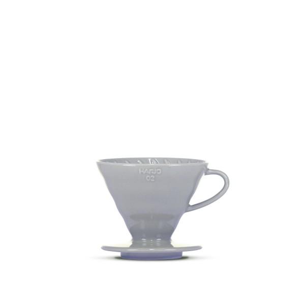 Hario V60 Ceramic Dripper 02 (Grey)