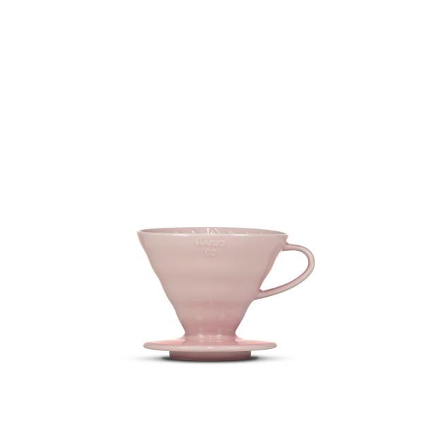 Hario V60 Ceramic Dripper 02 (Pink)