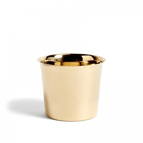 HAY Botanical Family Pot Large (Brass)