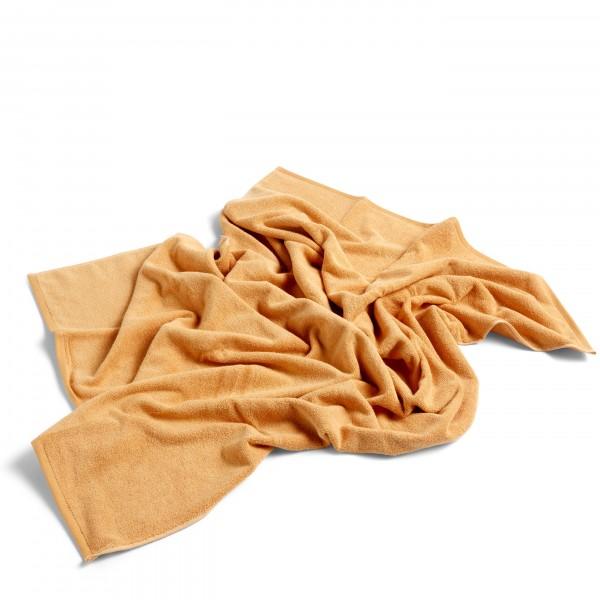 HAY Frotté Bath Towel (Warm Yellow)