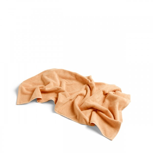 HAY Frotté Guest Towel (Warm Yellow)