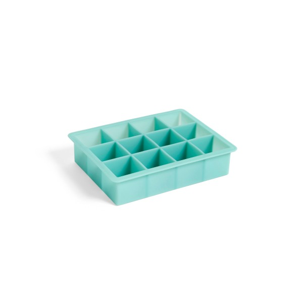 HAY Ice Cube Tray Square XL (Teal Blue)
