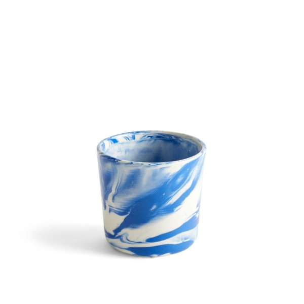 HAY Marbled Cup (Blue)