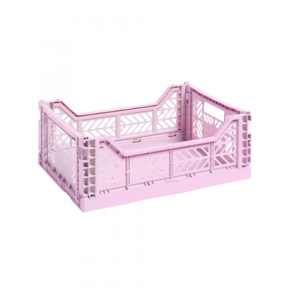 HAY Medium Colour Crate (Lavender)