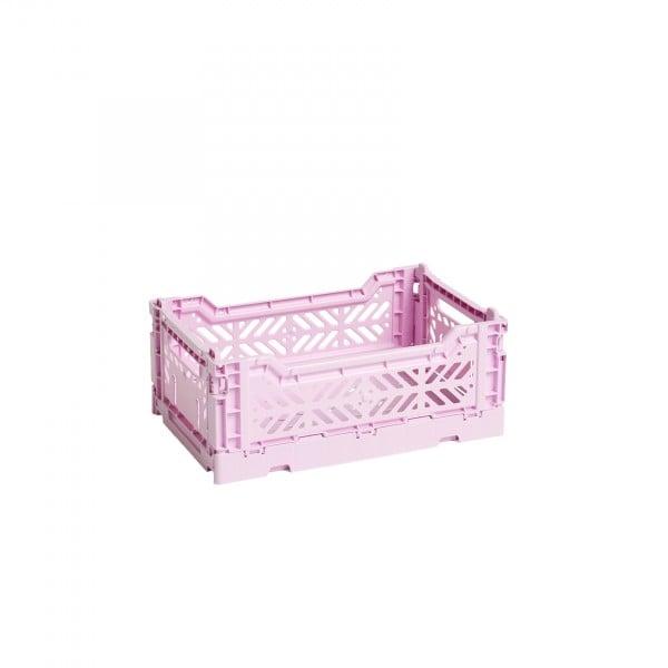 HAY Small Colour Crate (Lavender)