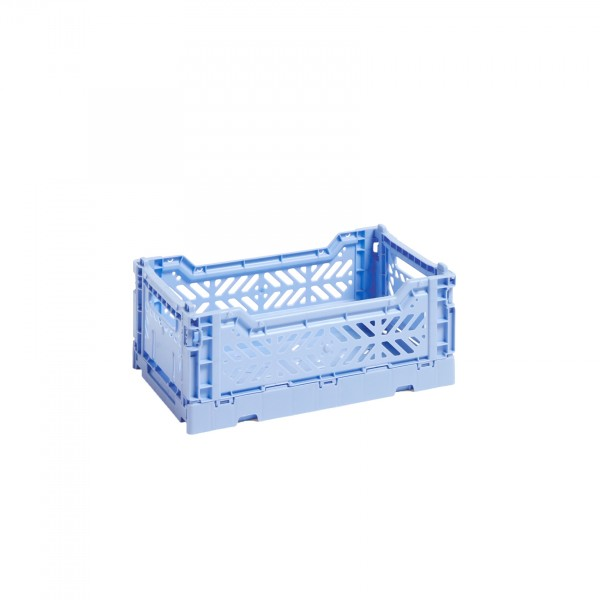 HAY Small Colour Crate (Light Blue)