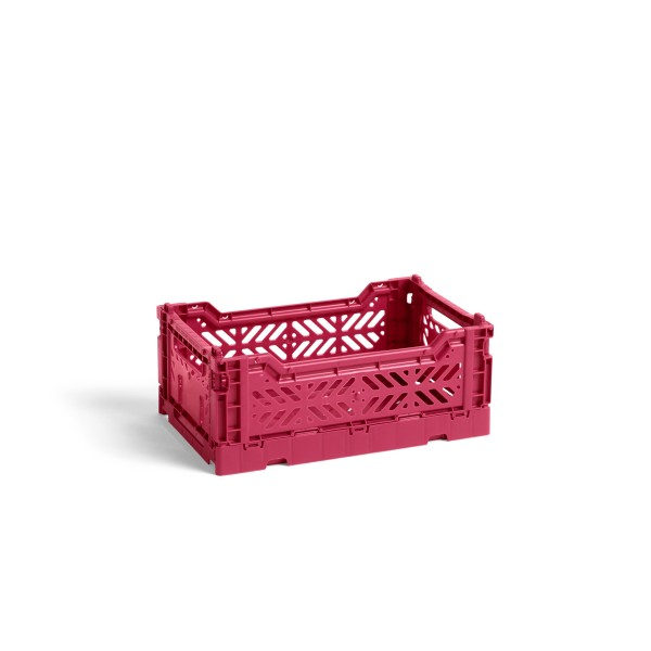 HAY Small Colour Crate (Plum)