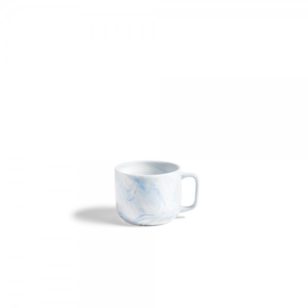 HAY Twist Collection Cup Small (Blue)