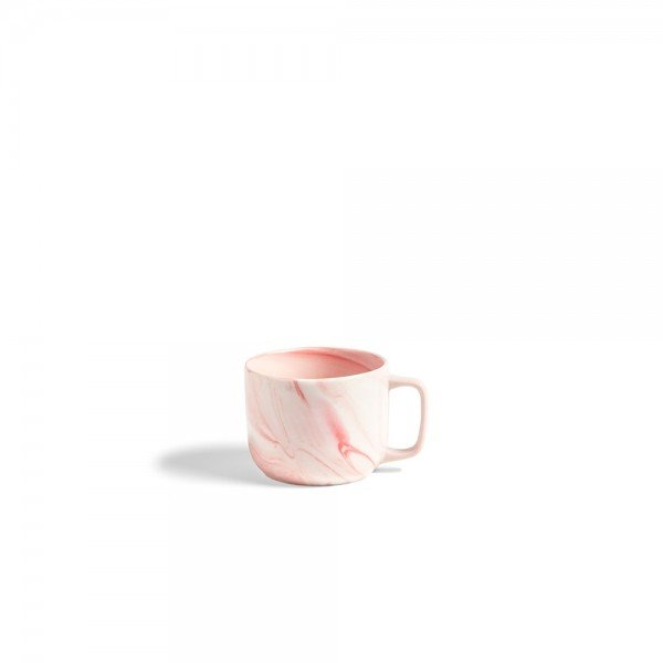 HAY Twist Collection Cup Small (Pink)