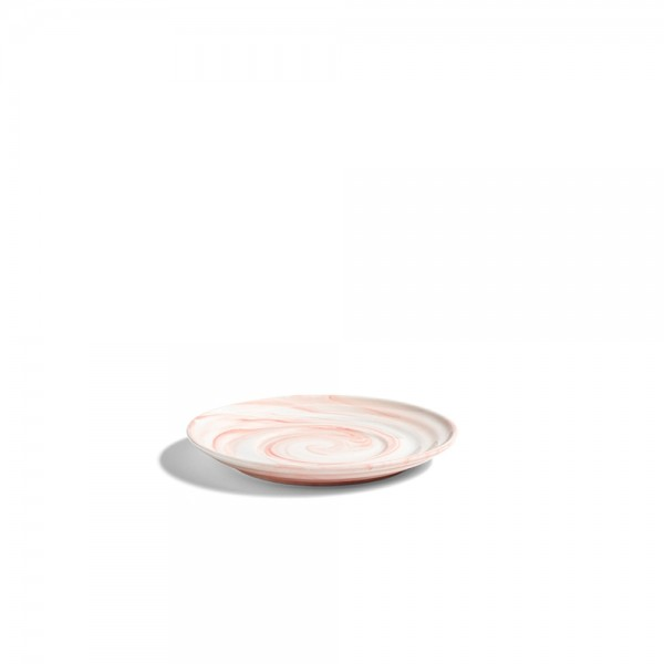 HAY Twist Collection Saucer Small (Pink)