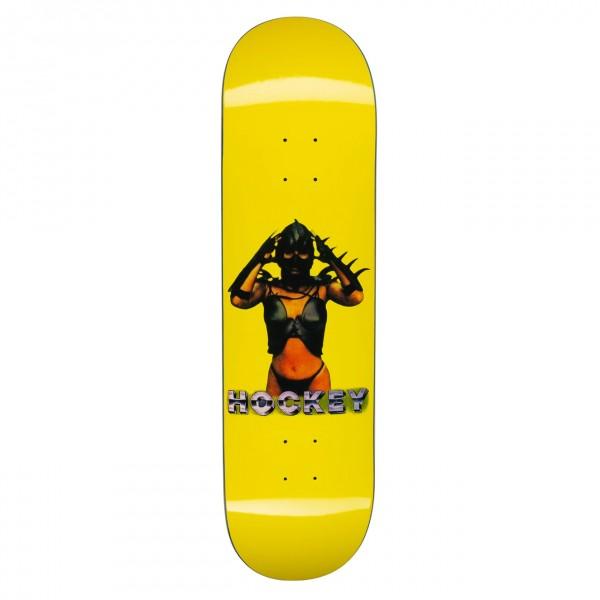 """Hockey Donovon Piscopo Gwendoline Skateboard Deck 8.38"""""""