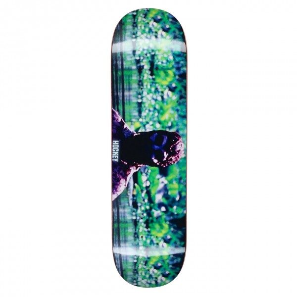 Hockey End Scene Ben Kadow Skateboard Deck 8.38""