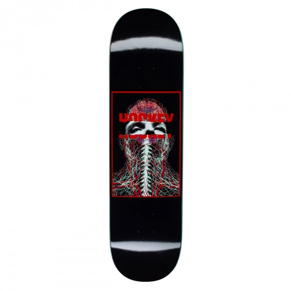Hockey Nerves John Fitzgerald Skateboard Deck 8.25""