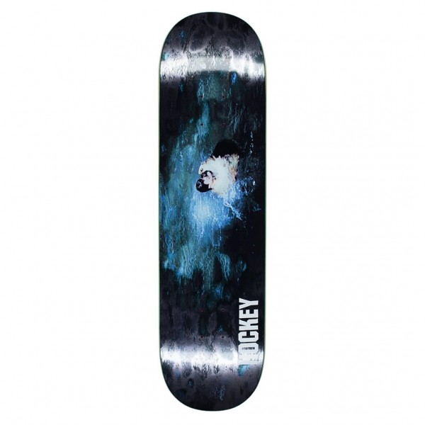 Hockey Rescue Skateboard Deck 8.38""