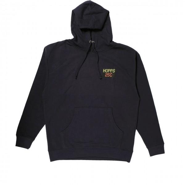 Hopps x Quartersnacks Snackman Pullover Hooded Sweatshirt (Navy)