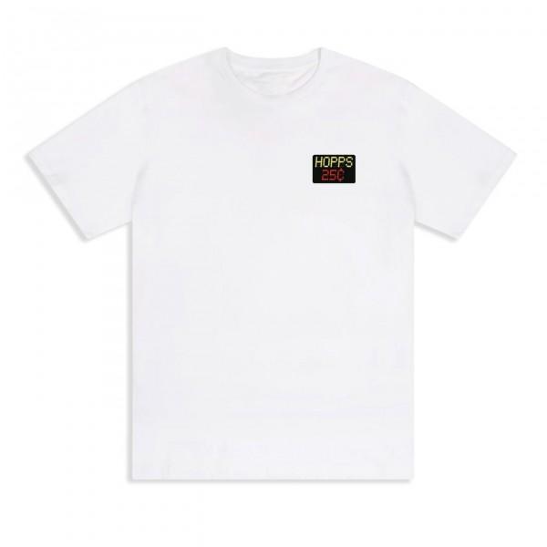 Hopps x Quartersnacks Snackman T-Shirt (White)
