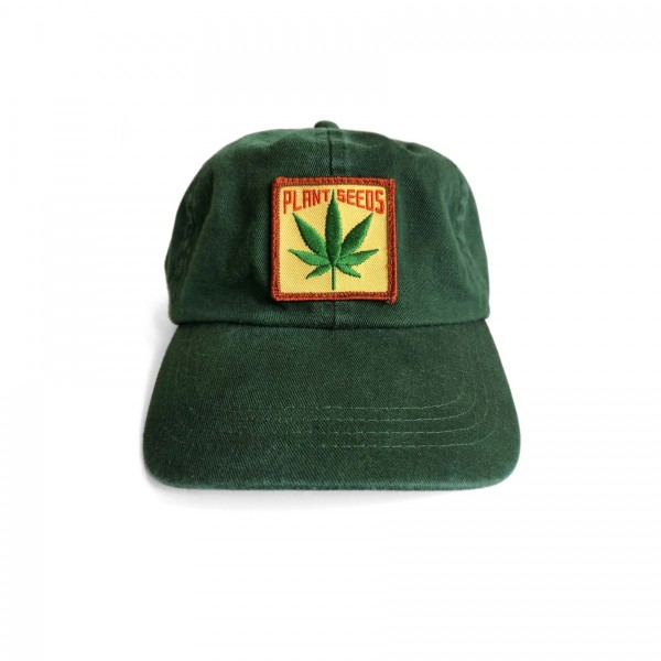 IDEA Plant Seeds Cap (Forest Green)