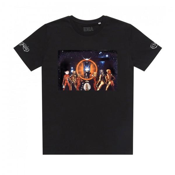 IDEA x Penny Slinger Solstice T-Shirt (Black)