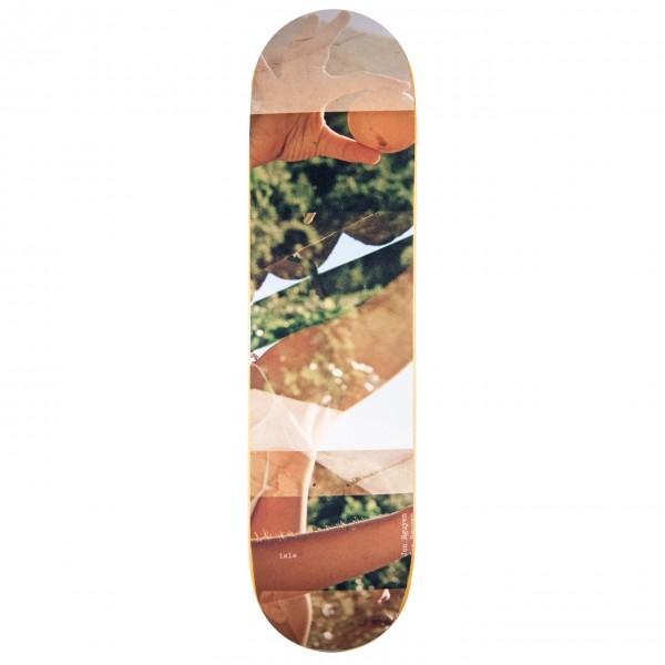 "Isle Skateboards Jon Nguyen Artist Series Jenna Westra Skateboard Deck 8.125"""