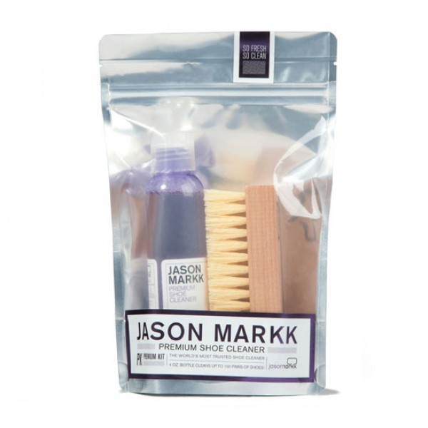 Jason Markk 4 oz Premium Shoe Cleaner Kit