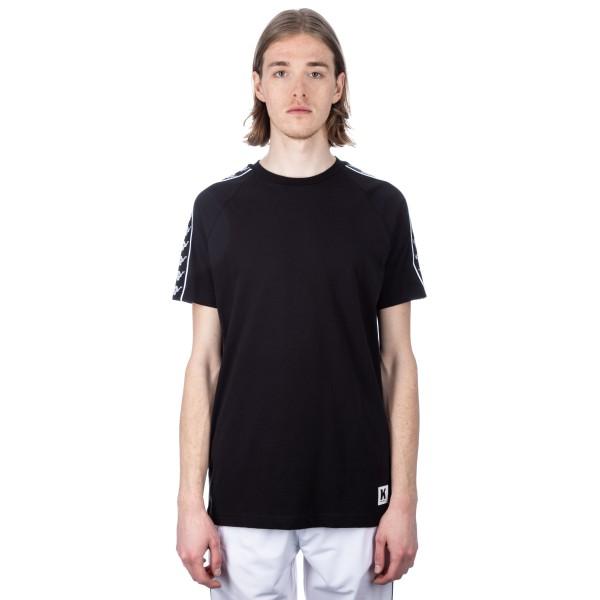 Kappa Kontroll Short Sleeve T-Shirt (Black)