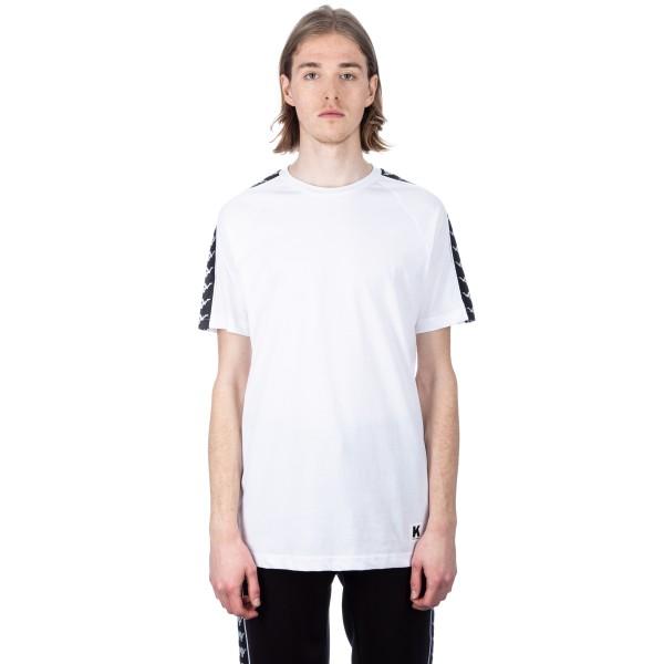 Kappa Kontroll Short Sleeve T-Shirt (White)