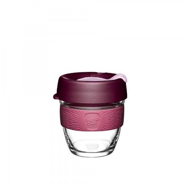 KeepCup Glass 8oz Brew Reusable Cup (Bayberry)